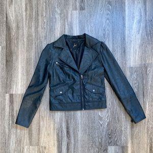 JACK by BB Dakota - Vegan Leather Moto Jacket